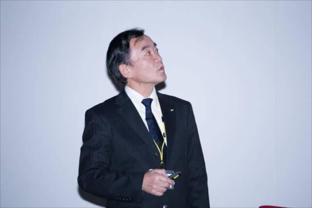 栗原潤一ミサワホーム総合研究副所長